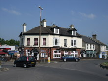 Haywards Heath, Burrells Arms, Sussex © Paul Gillett